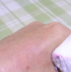 手や肌についた油性マジックを消す方法