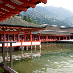 厳島神社の参拝時間
